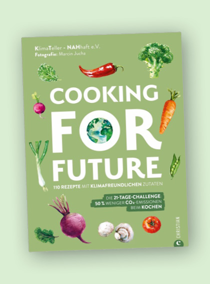 """Buch """"Cooking for Future"""""""